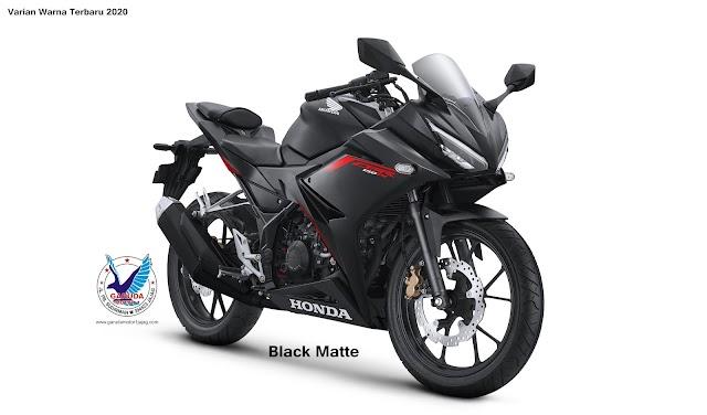 Tipe Varian Warna Honda CBR150R Terbaru 2020
