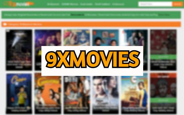 9xmovies Download free Bollywood movies