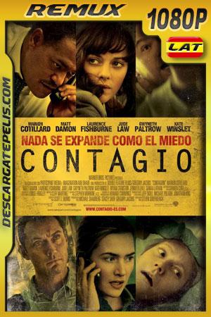 Contagio (2011) 1080p BDRemux Latino – Ingles
