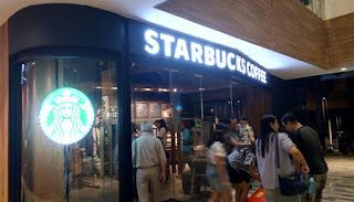 Starbuck Mall Paskal 23