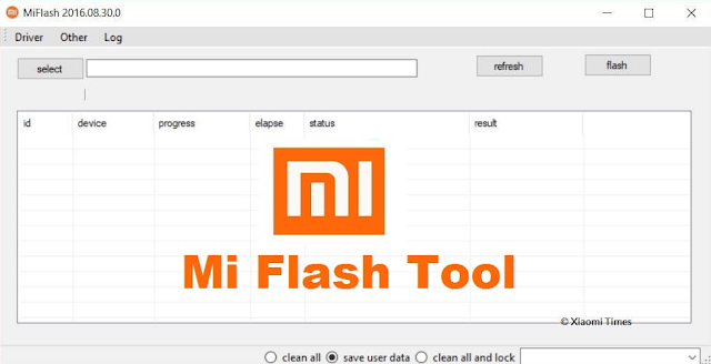 MI Flash Tool Latest Free Download For Windows