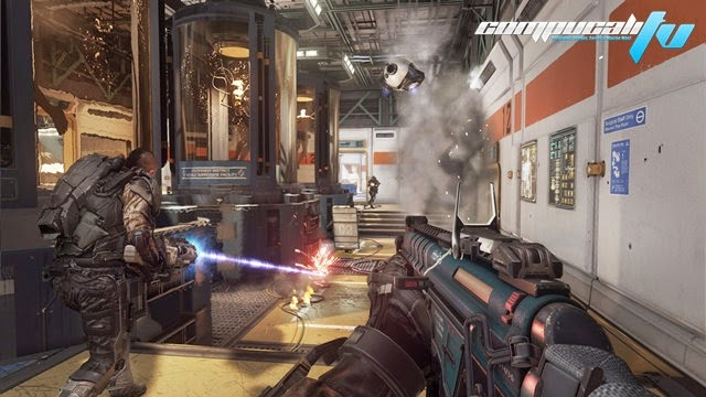 Filtraciones del Call of Duty Advanced Warfare
