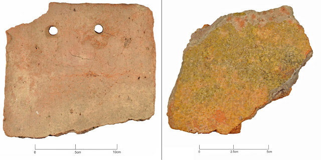 Medieval remains found at a Suffolk school