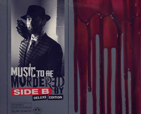 Album Stream: Eminem - Music To Be Murdered By - Side B