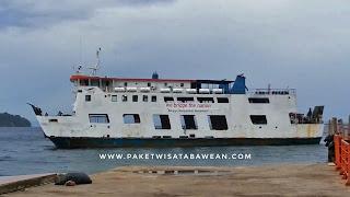 jadwal kapal penyeberangan bawean