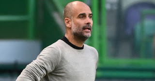We'll all be back next season: Guardiola to Manchester City fans