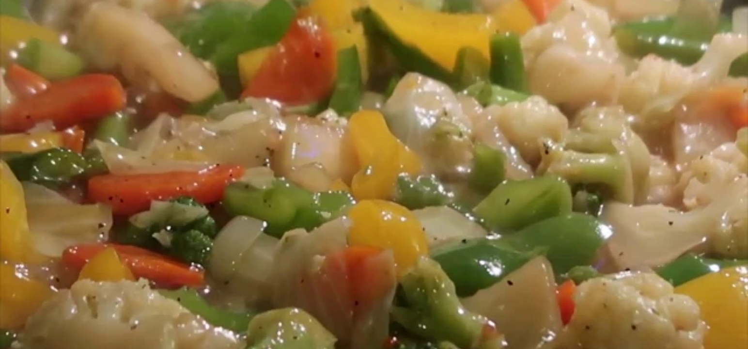 Chinese vegetable Recipe in restaurant style - Recipeblogs.in