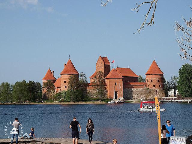 Zamek na Jeziorze Galwe
