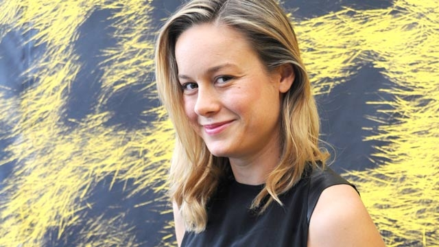 Brie Larson HD Sexy Smiley Images