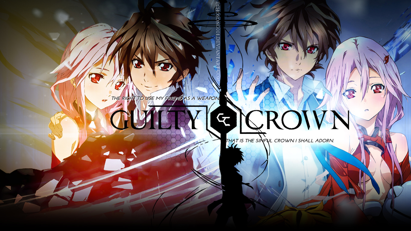 Download Anime Guilty Crown Batch Subtitle Indonesia Episode 1 22END