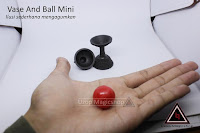 Jual alat sulap Ball and Vase