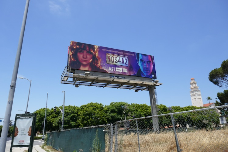 NOS4A2 season 2 billboard
