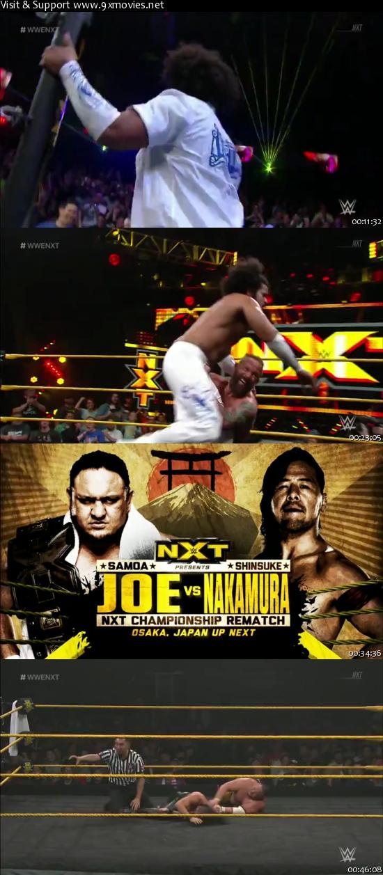 WWE NXT 07 Dec 2016 WEBRip 480p