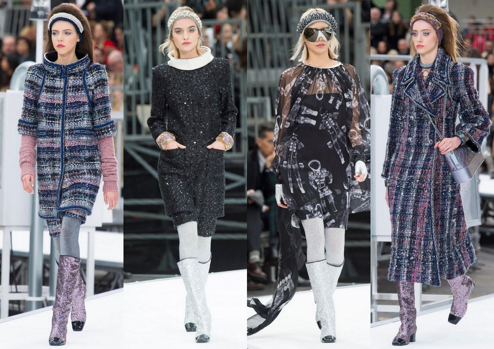 Moda y tendencia en argentina y el mundo chanel oto o for Moda de otono 2017