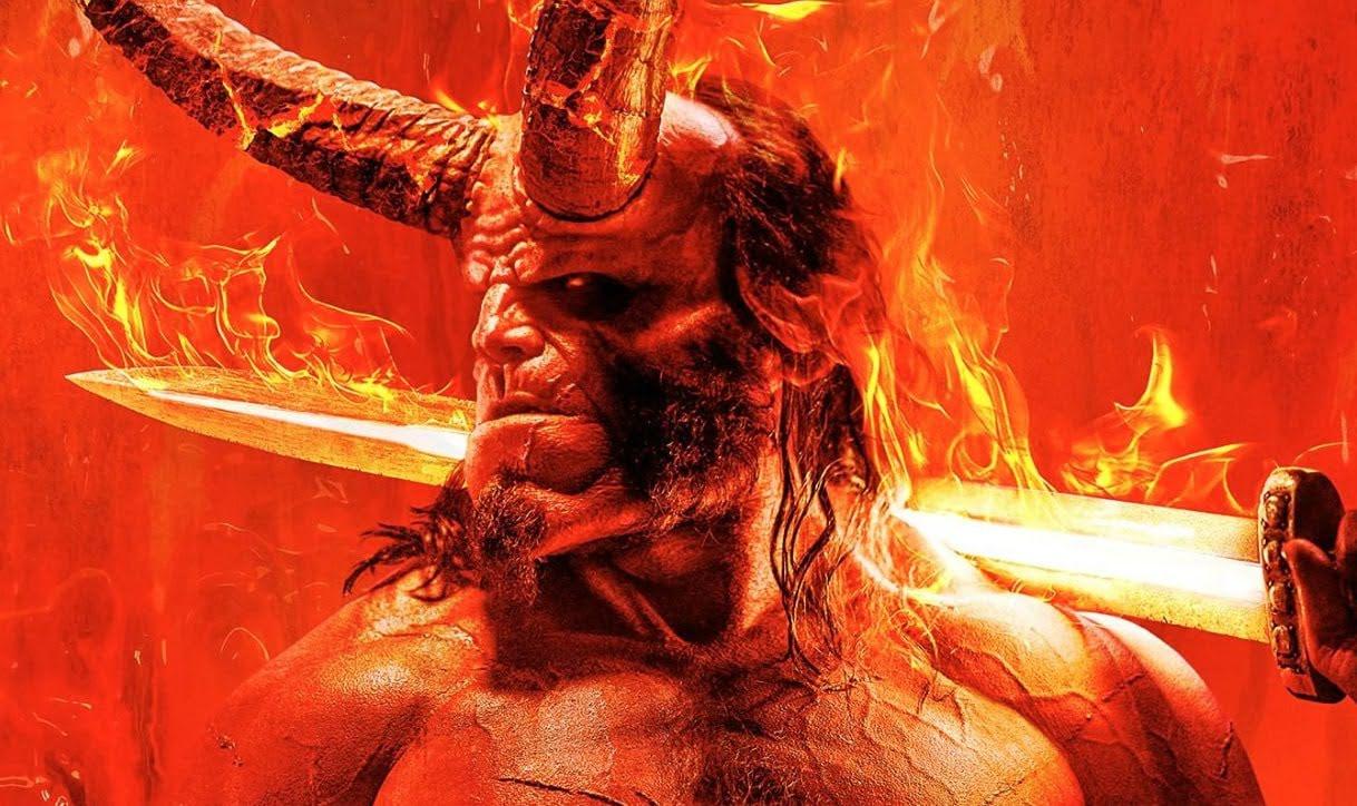 The Reactions from Test screenings for Hellboy are Pretty Bad : デヴィッド・ハーバーが新たに赤い悪魔のアンチ・ヒーローを演じた「ヘルボーイ」のテスト試写の結果が、サイテーの大失敗作として伝えられた ! !