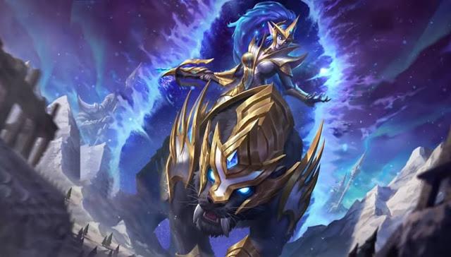 Mobile Legends : 12 Zodiacs Skin Full Wallpaper