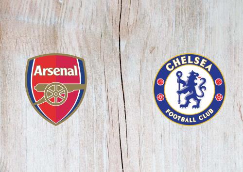 Arsenal vs Chelsea -Highlights 29 December 2019