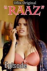 Raaz (2021) Hindi S01 E01   Uflix Originals Web Series   720p WEB-DL   Download   Watch Online