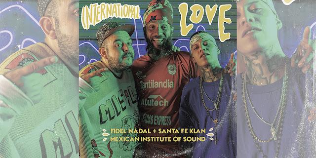 """Fidel Nadal se une a dos enormes talentos para dar vida a una nueva y vibrante versión de su clásico """"International Love"""""""