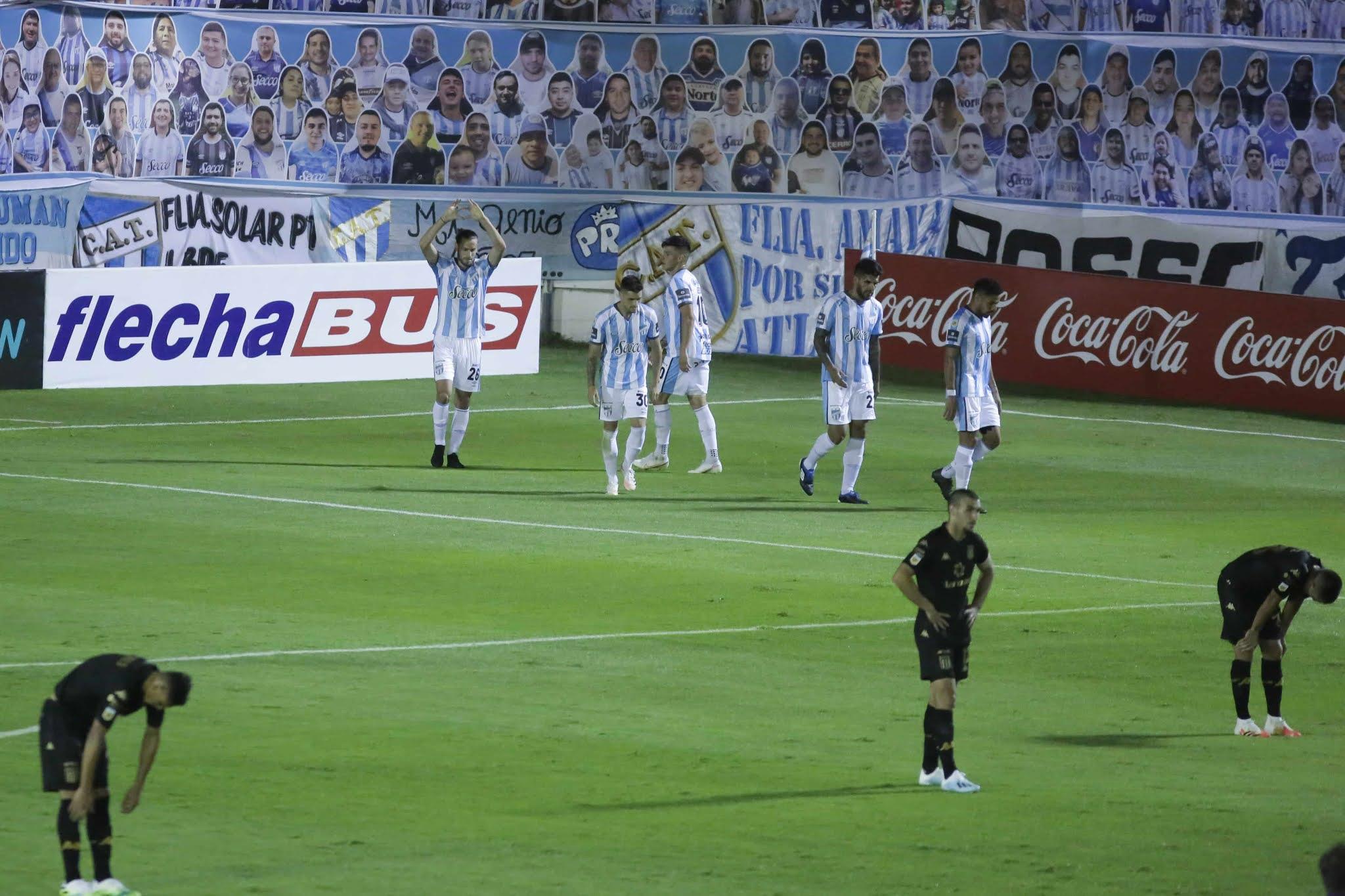 Atletico Tucumán Racing Club resumen