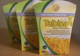 JUAL TALBINAH DI SURABAYA | 081230855989 | JUAL BUBUR TALBINA HERBAL UNTUK MAAG MURAH SURABAYA