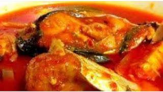 Ikan Patin Asam Pedas