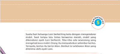 Kunci Jawaban Tematik Kelas 5 Tema 9 Subtema 1 Pembelajaran 5