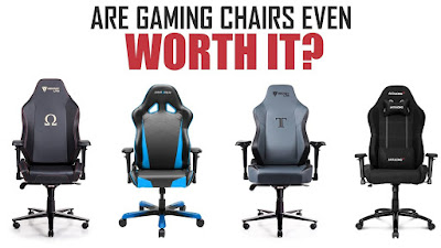 How To Choose The Best Gaming Chairs In 2018: A Detailed Guide Cover Photo
