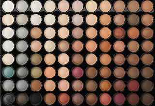 Kolory w kosmetykach
