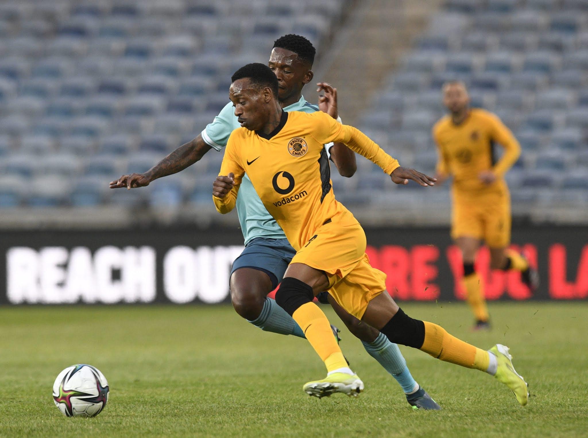 Kaizer Chiefs forward Khama Billiat