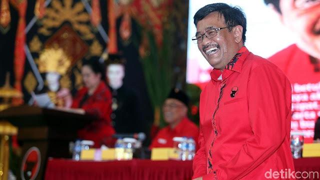 PDIP Kirim Djarot ke Medan, Menghina Orang Sumut