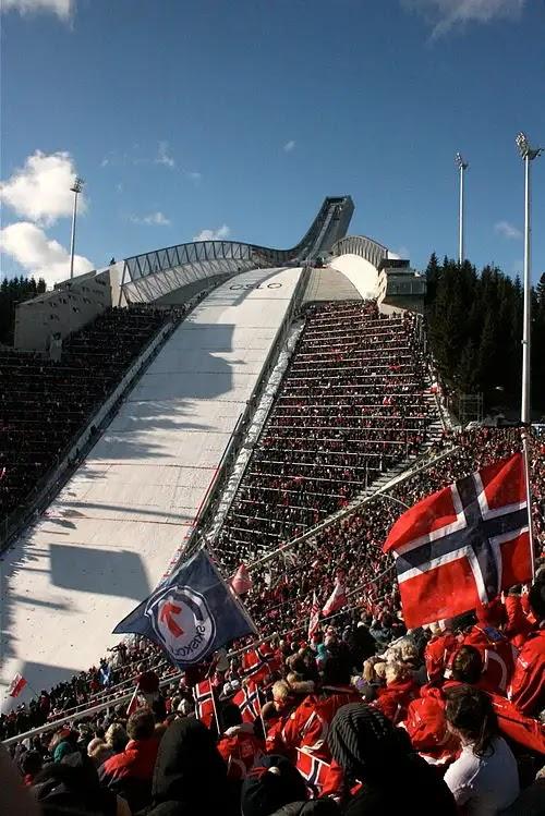 السياحه في النرويج