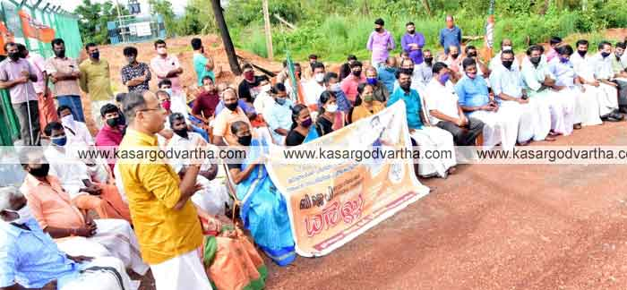 Advocate K Srikanth blames Pinarayi government for not opening Tata COVID hospital