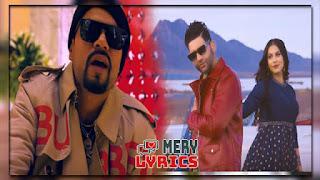 Lover By Sunny Patwalia - Lyrics