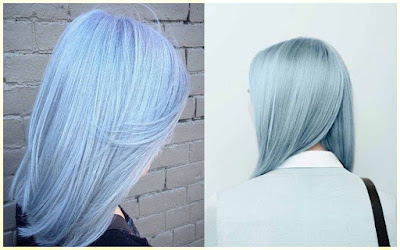 Baby Blue Hair Color - 18 Best Hair Color Trend 2016
