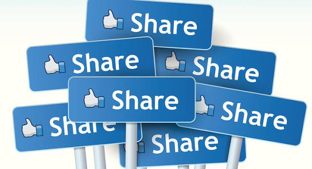 Promosi Blog di Facebook