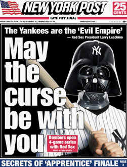 Israel Matzav  Yankees officially admit it  They are the evil empire 39c7c596095