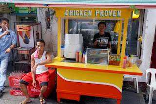 Philippine Street Foods, Cebu Food Blog, Cebu Best Food Blog, Street Food, Cebu Street Foods, Chicken Proven, Proben, Proventriculus,
