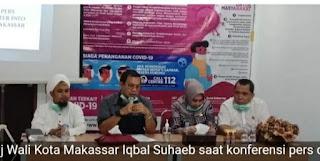 Pemkot Makassar Gandeng Kabupaten/Kota di Sulsel Cegah Warga Mudik