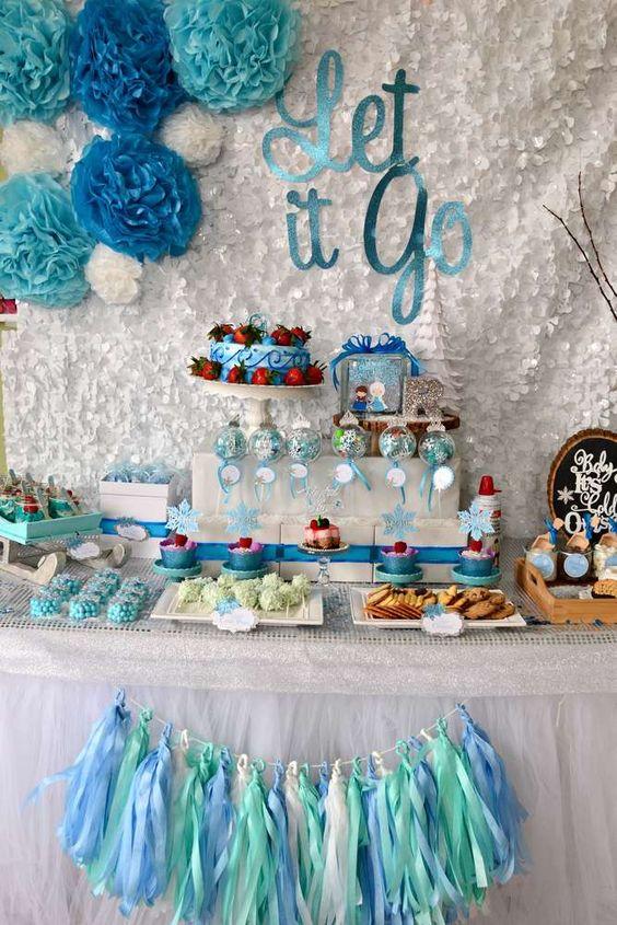 diy party frozen