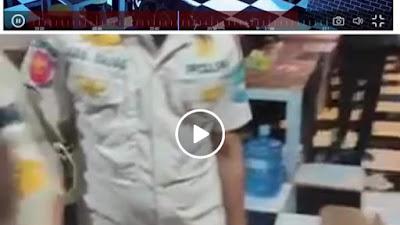OKNUM SATPOL PP GOWA MENAMPAR IBU HAMIL