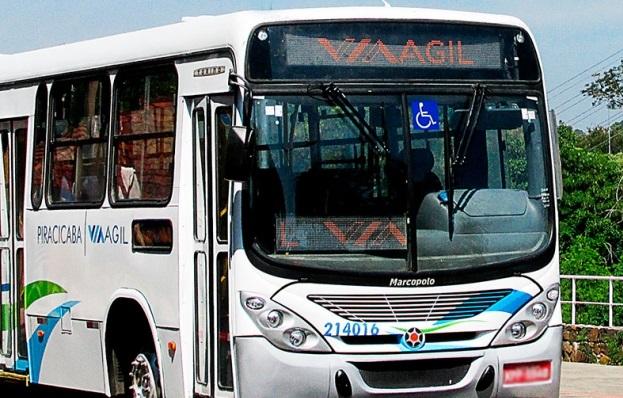Horário e Itinerários de Ônibus - VIA ÁGIL - Piracicaba SP