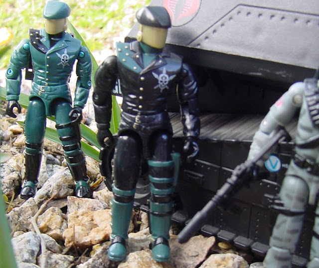 2008 Headhunter Driver, Convention Exclusive, Rare G.I. Joe Figures, Headhunter Guard, 1983 Hiss Tank, 2005 Comic Pack Firefly