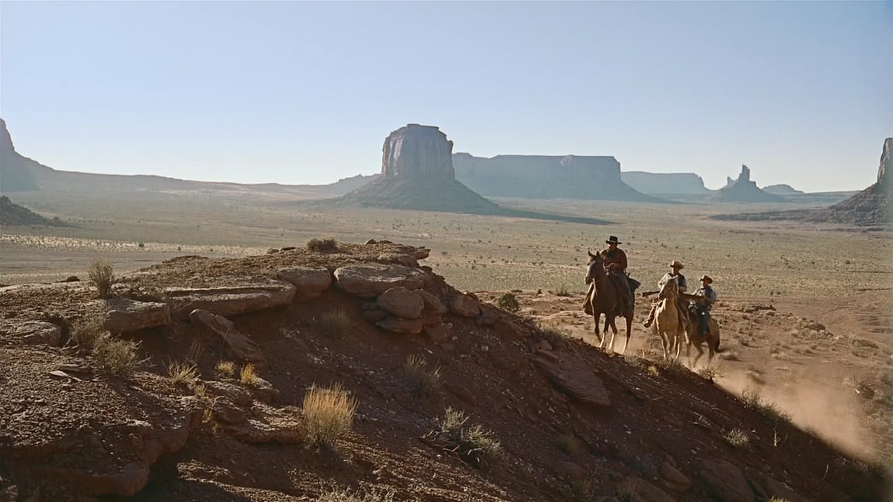 still from 'The Searchers'