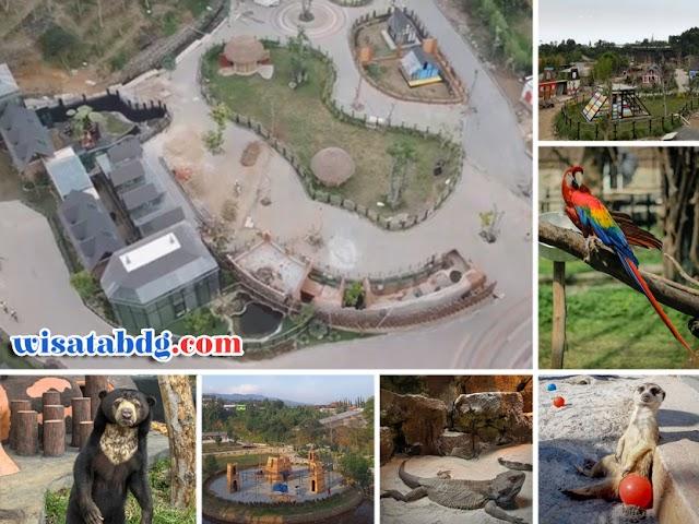 Lembang Park and Zoo, Destinasi Wisata Edukasi di Cihideung