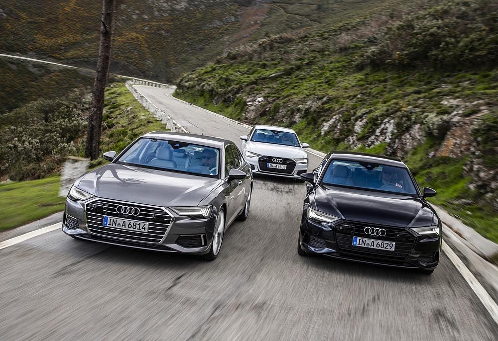Audi A6 2019 - Hình mẫu lý tưởng cho mọi dòng xe