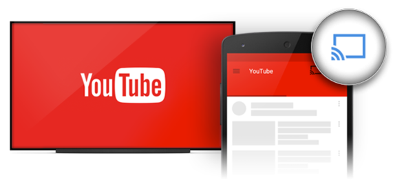 youtube pair device