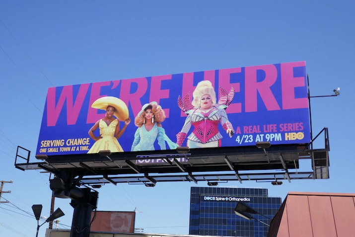 Were Here season 1 billboard