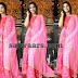 Swathi Deekshith Pink Shibori Salwar