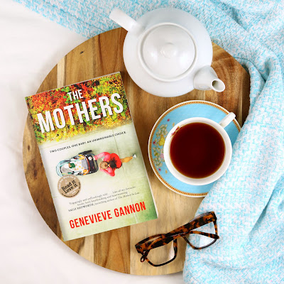 The Mothers by Genevieve Cannon Book Review with Teapot and Cup of Tea